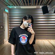 Dahyun IG Story Update 210203 1