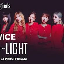 TWICE Seize the Light (시즈 더 라이트) Premiere Live Stream