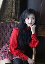 The Year Of Yes BTS Tzuyu