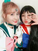 Jihyo Birthday IG Update 200201 10