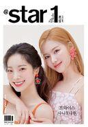 SanaDahyun Star1 Magazine June 2021 Cover