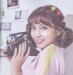 Twicetagram Scan Momo 3