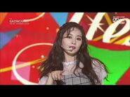TWICE - YES or YES + Dance The Night Away -190123 8th GAON CHART MUSIC AWARDS 2018-