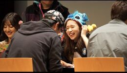 Yes Or Yes Sangnam Fansign Mina 9