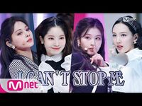 -TWICE - I CAN'T STOP ME- Comeback Stage - M COUNTDOWN EP