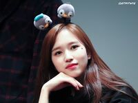 Yes Or Yes Sangnam Fansign Mina 3