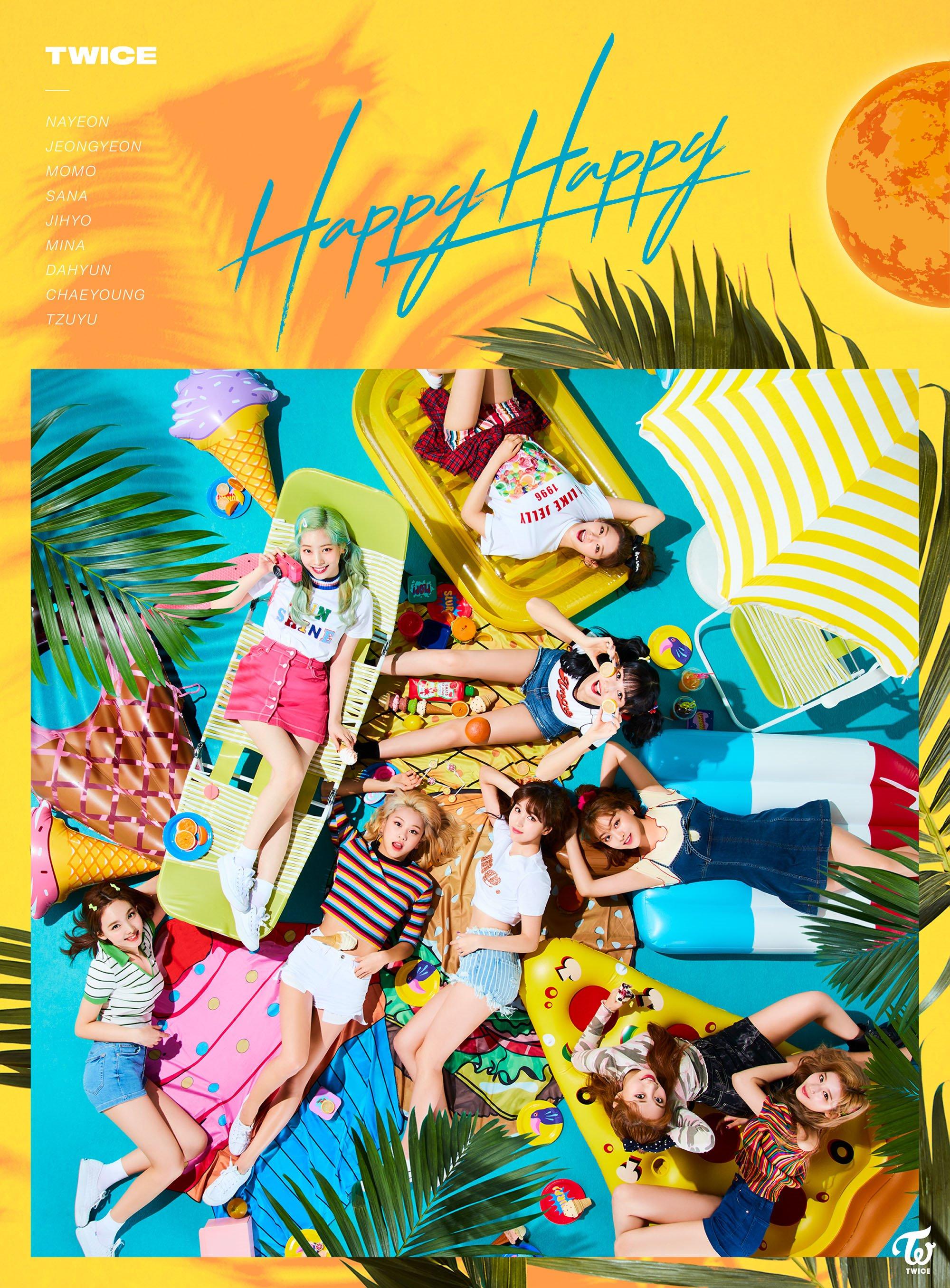 Happy Happy (Single)
