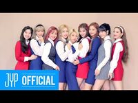 "TWICE ""Eyes wide open"" Retro Jacket Making Film"