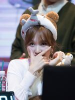 Yes Or Yes Yeouido Fansign Mina 11