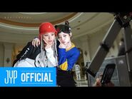 """DAHYUN & CHAEYOUNG """"나로 바꾸자 Switch to me"""" Melody Project Behind"""
