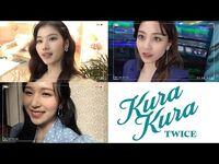 TWICE「Kura Kura」MV Member Making Video -Unit2