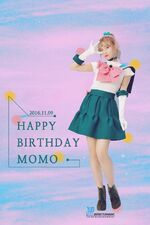 Birthday Momo 2016