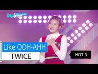 -HOT3 Ⅰ- TWICE - Like OOH-AHH, 트와이스 - OOH-AHH하게, Show Music core 20151121
