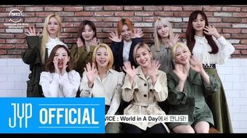 KOR Beyond LIVE – TWICE World in A Day (Invitation✉)