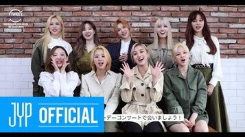 JP Beyond LIVE – TWICE World in A Day (Invitation✉)