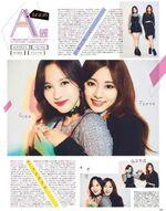 Seventeen Mina & Tzuyu