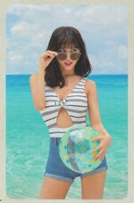 Dance The Night Away Pre-Order Ver. B Momo
