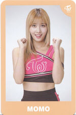 TWICEland Encore Concert Photocard Momo 2