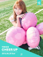 TWICE Cheer Up Teaser 2 Momo