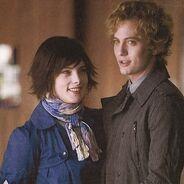 Alice Cullen & Jasper Hale