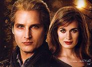 Esme and Carlisle Cullen by SuchAStupidLamb