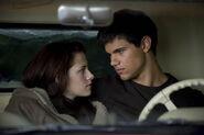 Jacob and bella new moon