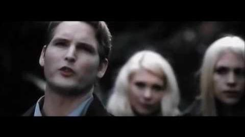 The Twilight Saga - Breaking Dawn Part 2 The Romanian Coven Arrives