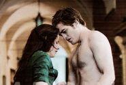 Edward y bella en volterra