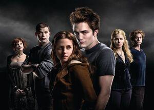 Cullen Kids and Bella