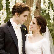 Mariage d'Edward et Bella