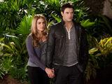 Emmett Cullen und Rosalie Hale
