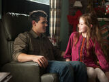 Jacob Black und Renesmee Cullen