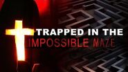 Creepy text story THE IMPOSSIBLE MAZE