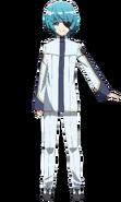 Yuuto anime design
