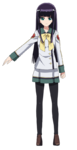Benio anime school uniform