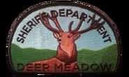 Deer Meadow Sheriff's Department Patch