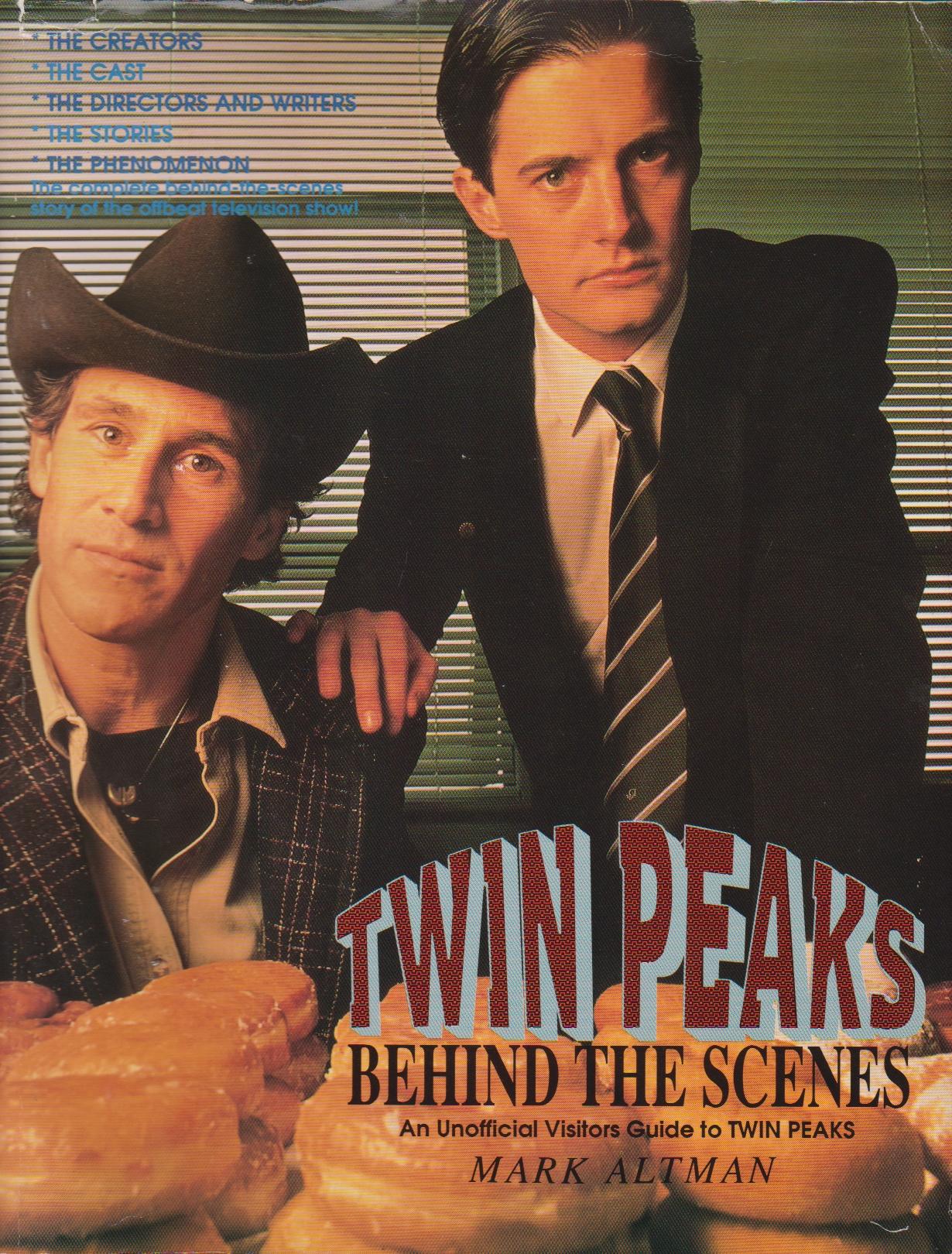 Twin Peaks: Behind-The-Scenes