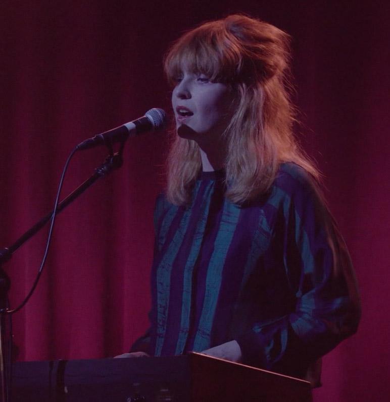 Backup singer (Sharon Van Etten)