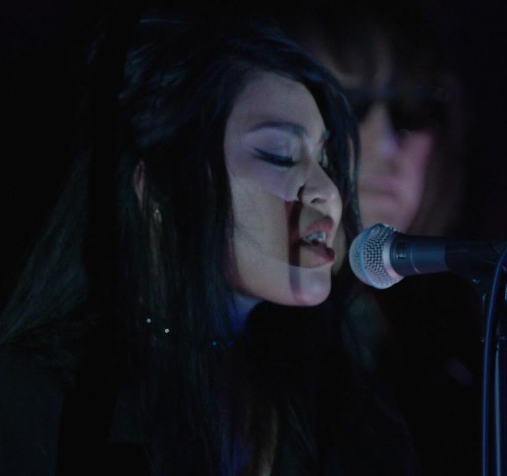 Backup singer (The Nine Inch Nails)