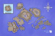 Map of La Seri