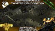 Twisted Insurrection - GDI Mission 11 Insurrection Tiberian Sun