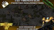 Twisted Insurrection - GDI Mission 8 Paradox Device Tiberian Sun