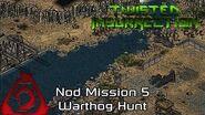 Twisted Insurrection - Twisted Dawn Nod Mission 5 Warthog Hunt