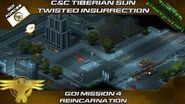 TWISTED INSURRECTION - GDI Mission 4 REINCARNATION