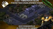 TWISTED INSURRECTION - GDI Mission 2 A FRIEND IN NEED