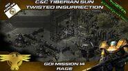 Twisted Insurrection - GDI Mission 14 Rage Tiberian Sun
