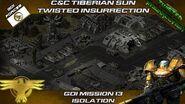 Twisted Insurrection - GDI Mission 13 Isolation Tiberian Sun