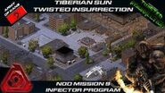 TWISTED INSURRECTION - Nod Mission 9 THE INFECTOR PROGRAM