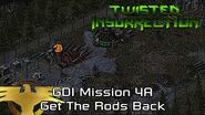 Twisted Insurrection - Twisted Dawn GDI Mission 4A Get The Rods Back