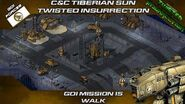 TWISTED INSURRECTION - Final GDI Mission 15 WALK
